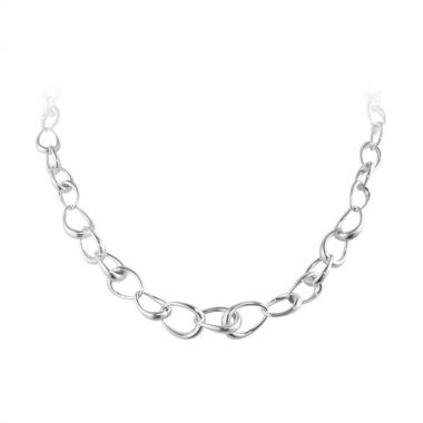 Georg Jensen Offspring Necklace, Sterling Silver