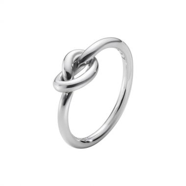 Georg Jensen Love Knot Ring, Sterling Silver