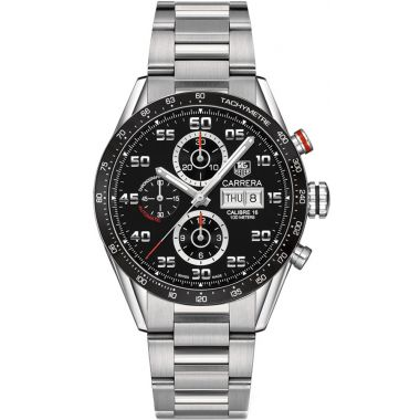 Tag Heuer Carrera Calibre 16 Day-Date 43mm