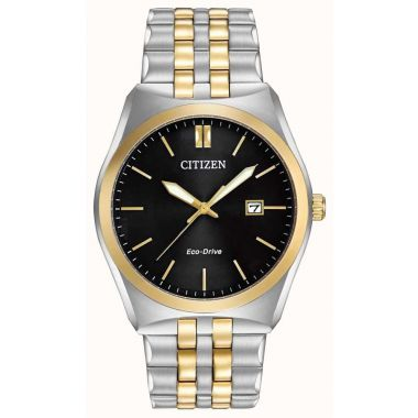 Citizen Eco-Drive Mens Two Tone 40mm