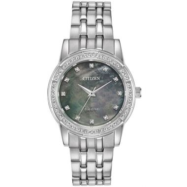 Citizen Eco-Drive Silhouette Crystal 31mm