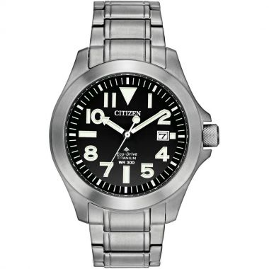 Citizen Eco-Drive Promaster Tough Super Titanium 40mm