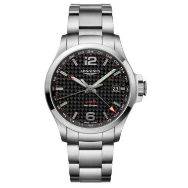 Longines Conquest V.H.P GMT 43mm