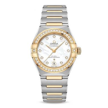 Omega Constellation Manhattan Co-Axial Master Chronometer 29mm