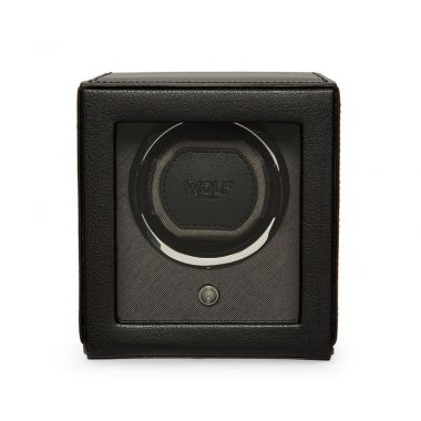 Wolf Cub Winder Black With Cover