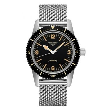 Longines Heritage Skin Diver Watch 42mm