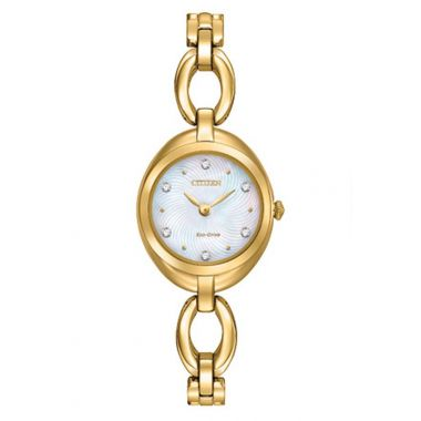Citizen Eco-Drive Ladies Silhouette 24mm