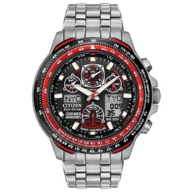 Citizen Eco-Drive Red Arrows Skyhawk A-T Titanium 47mm