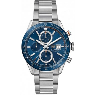 Tag Heuer Carrera Calibre 16 Automatic Chrono 41mm