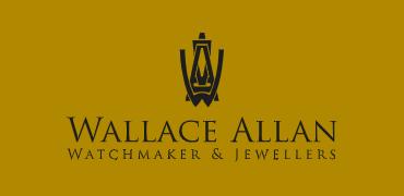 Ailsa Craig Granite Square Silver Cufflinks