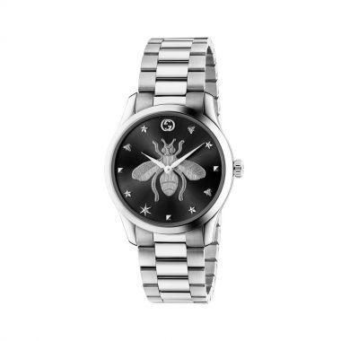 Gucci G-Timeless Bee Motif Watch 38mm