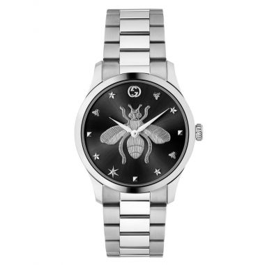 Gucci G-Timeless Bee Motif Watch 38mm