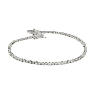 Diamond Tennis 2.00ct 18ct Bracelet