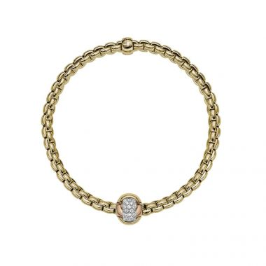 Fope Flex'It EKA Tiny 0.25ct Bracelet