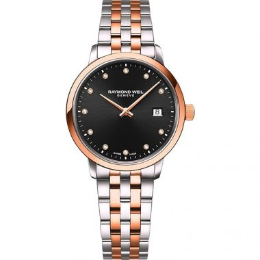 Raymond Weil Toccata Steel & Rose 29mm
