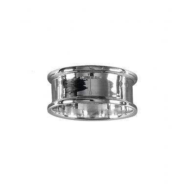 Silver Round Napkin Ring