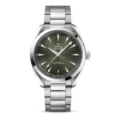 Omega Seamaster Aqua Terra Green 150m Master Chronometer 41mm