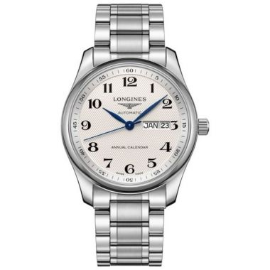 Longines Master Collection Annual Calendar 40mm