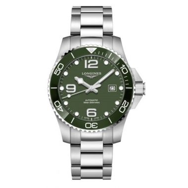 Longines HydroConquest Automatic Green 43mm
