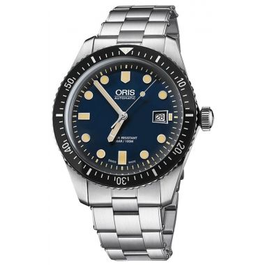 Oris Divers Sixty-Five Bracelet Watch 42mm