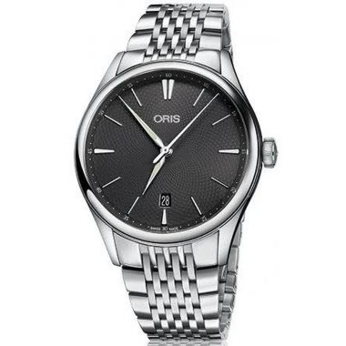 Oris Artelier Date Bracelet Watch 40mm