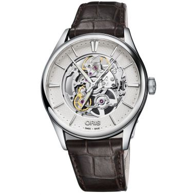 Oris Artelier Skeleton Watch 40mm