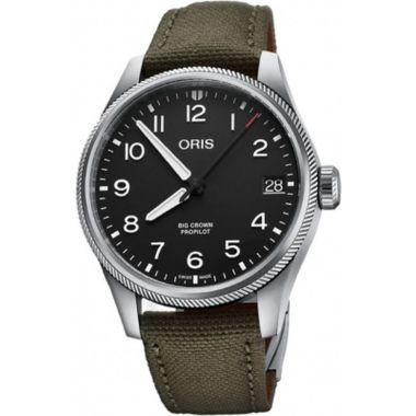 Oris Big Crown Propilot Big Date Black Watch 41mm