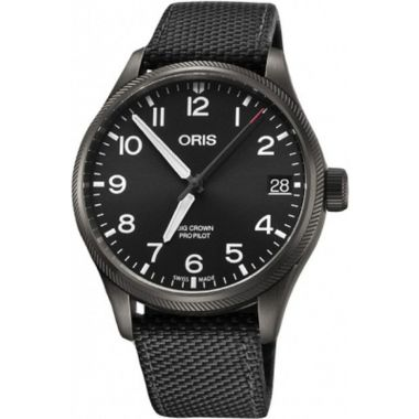 Oris Big Crown Propilot Big Date Black Watch 41mm