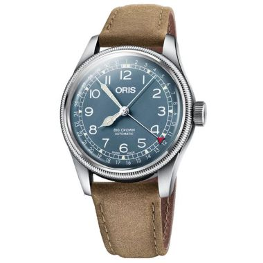 Oris Big Crown Pointer Date Blue Watch 40mm
