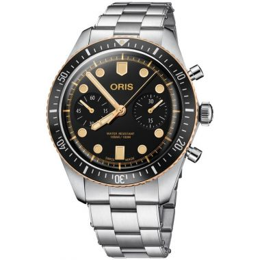 Oris Divers Sixty-Five Chronograph 43mm