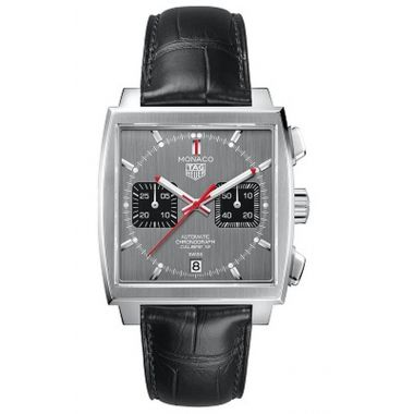 Tag Heuer Monaco Calibre 12 Final Edition 39mm