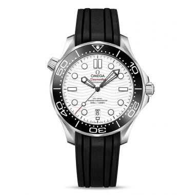 Omega Seamaster Diver 300m White 42mm