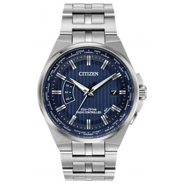 Citizen Eco-Drive World Perpetual A-T 42mm