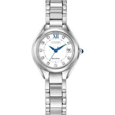 Citizen Eco-Drive Silhouette Crystal 26mm