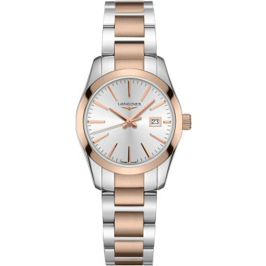 Longines Conquest Classic Ladies Two Tone 29mm