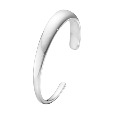 Georg Jensen Curve Bangle, Small, Sterling Silver
