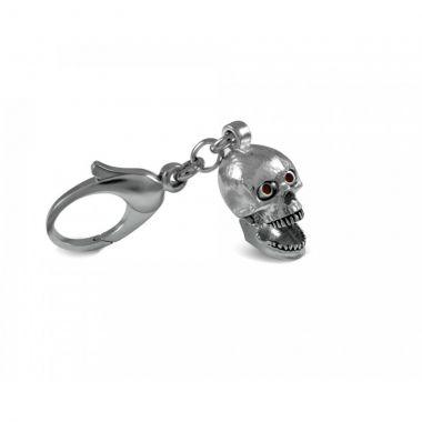 Deakin & Francis Fundamentals Skull Head Keyring