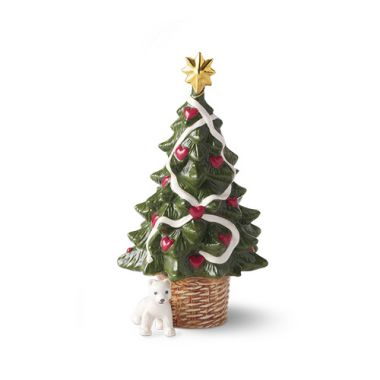 Royal Copenhagen Annual Christmas Tree 2020