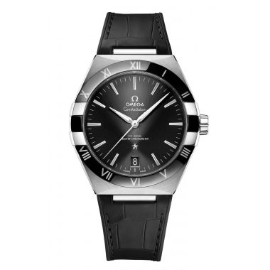 Omega Constellation Co-Axial Master Chronometer Black Ceramic 41mm