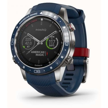Garmin MARQ Watch Captain - American Magic Edition