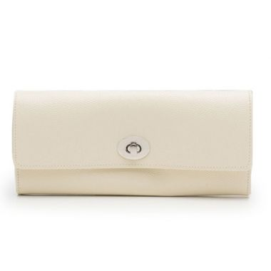 Wolf London Jewellery Roll - Cream