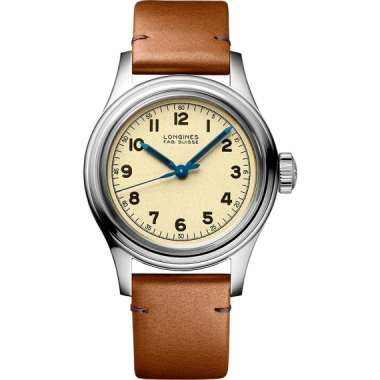Longines Heritage Military Marine Nationale Watch 38.5mm