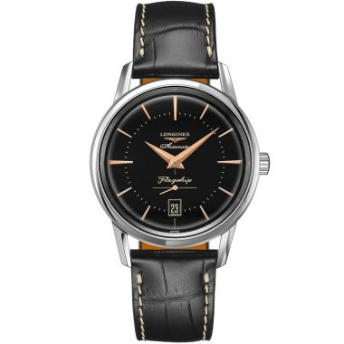 Longines Heritage Flagship Automatic Watch 38.5mm
