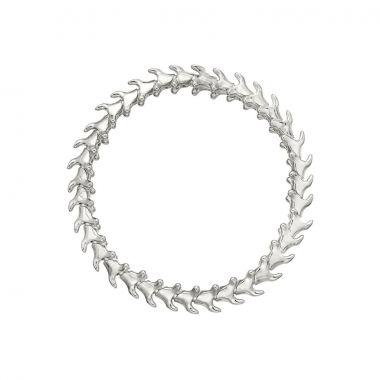 Shaun Leane Serpent Trace Silver Slim Bracelet