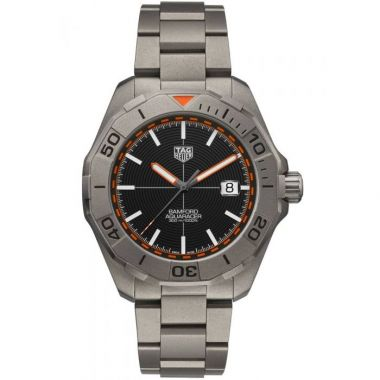 Tag Heuer Aquaracer X Bamford Limited Edition 43mm