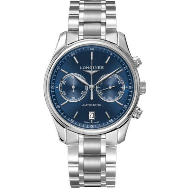 Longines Master Collection Chronograph Blue 40mm