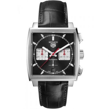Tag Heuer Monaco Calibre Heuer 02 Black 39mm