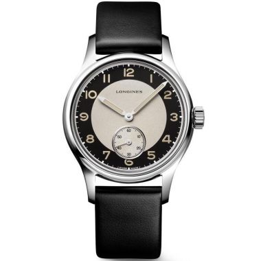 Longines Heritage Classic - Tuxedo Watch 38.5mm L2.330.4.93.0