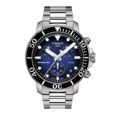Tissot Seastar 1000 Chronograph Blue 45.5mm