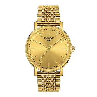 Tissot Everytime Medium Gold Bracelet 38mm